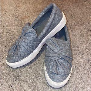 Slip on Grey Sneakers
